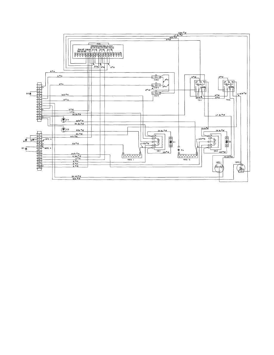 Caterpillar Engine Diagram 232 Schematics Data Wiring Diagrams Cat C12 Typical Junction Box Ref 5n8944 Tm 5 2815 140569 Rh Automotiveenginemechanics Tpub Com Lube System