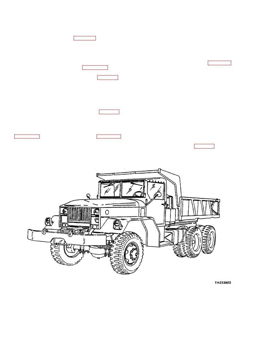 Dump Body Control Lever : Section v dump truck mechanisms